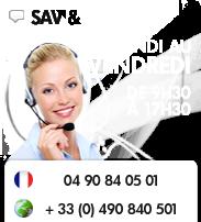 Sav & contact