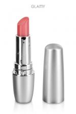 Rouge à lèvres vibrant -  Sticky Vibe est un mini vibromasseur déguisé en rouge à lèvres, extra doux, avec contact fin et précis.