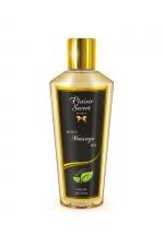 Huile sèche sans parfum - Huile de massage sèche sans parfum pour des massages aussi relaxants que bons pour le corps.